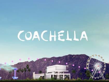 Coachella 2014 Line Up Announced