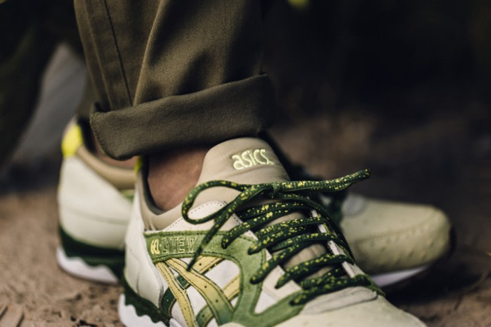 """Feature x ASICS Gel Lyte V """"Prickly Pear"""""""