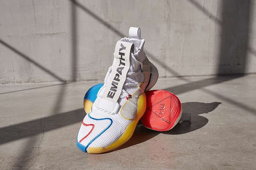 adidas x Pharrell Williams BYW LVL in White