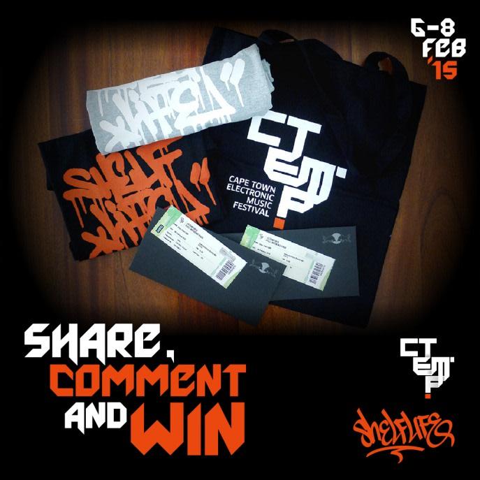 Win with Shelflife and CTEMF!