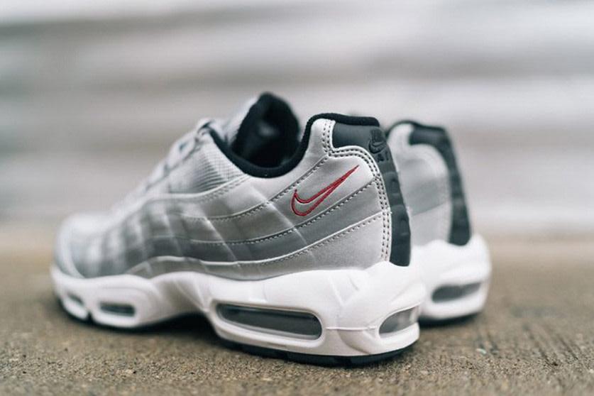 Nike Air Max 95 QS 'Silver Bullet' – WMNS release
