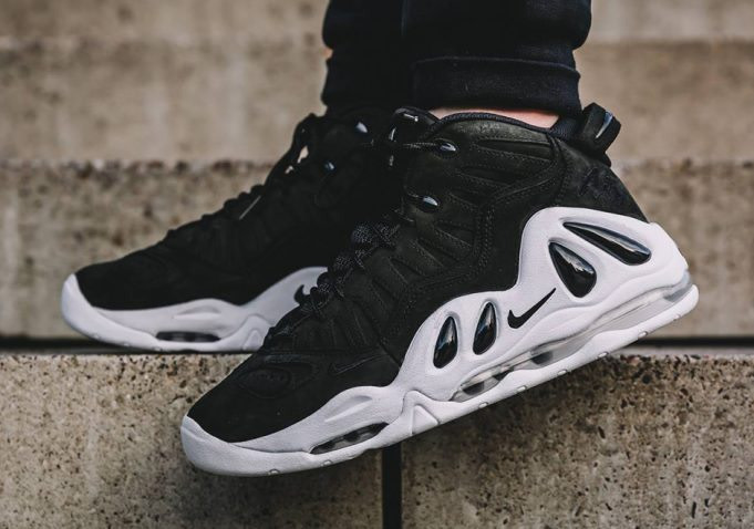 Nike Air Max Uptempo Black Pack