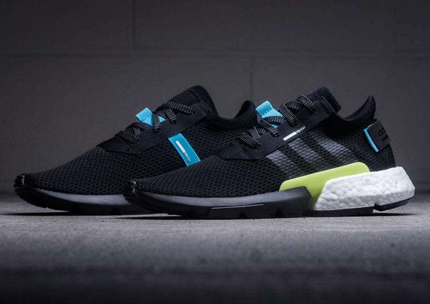 adidas Unveil the P.O.D. S3.1