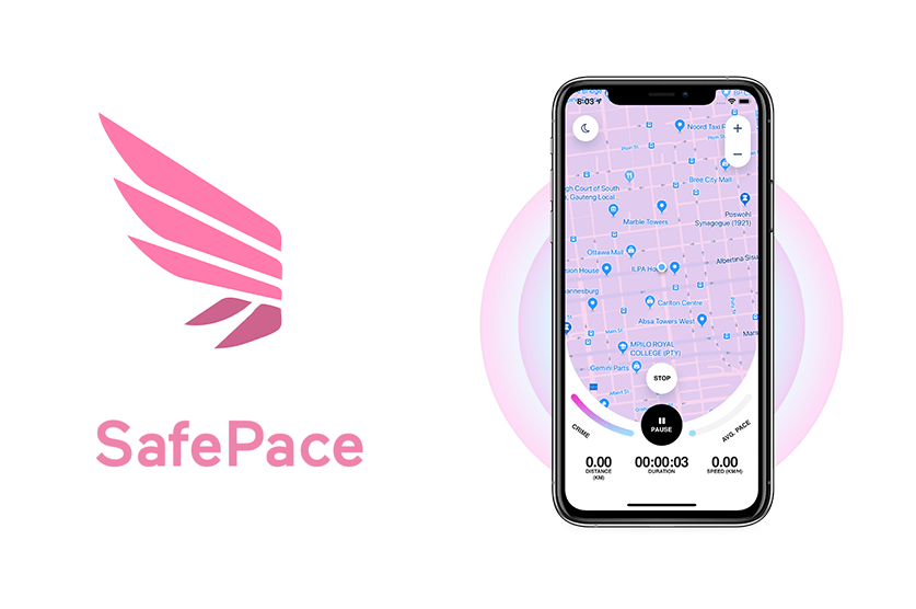 SafePace: A Movement App with Safety Alerts Built for SA
