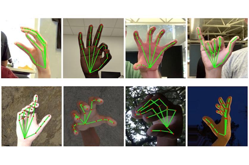 AI Hand-Tracking for Sign Language Translation