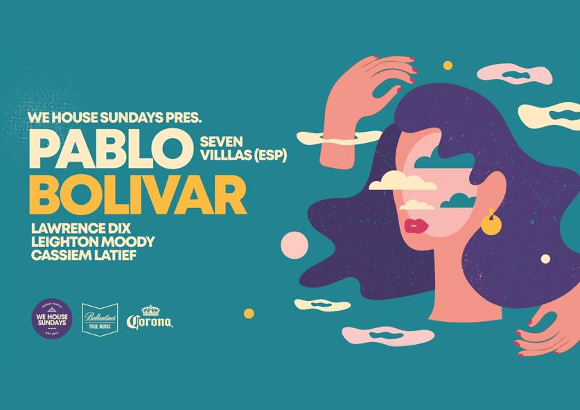 We House Sundays Feat. Pablo Bolivar (Spain)