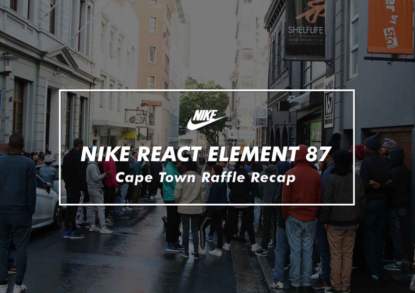 Nike React Element 87 CPT Release Recap