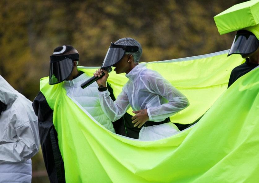 Manthe Ribane Helps Nike Unveil Pegasus 35