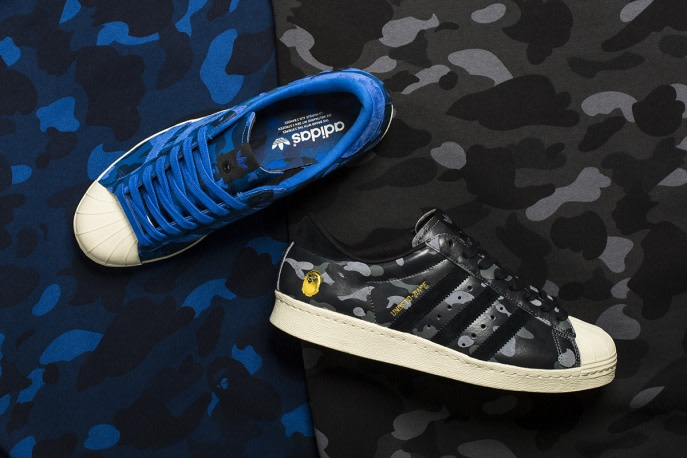 EXCLUSIVE: adidas collab with BAPE and UNDFTD coming to Shelflife!