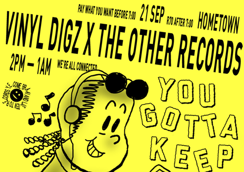Vinyl Digz x The Other Records