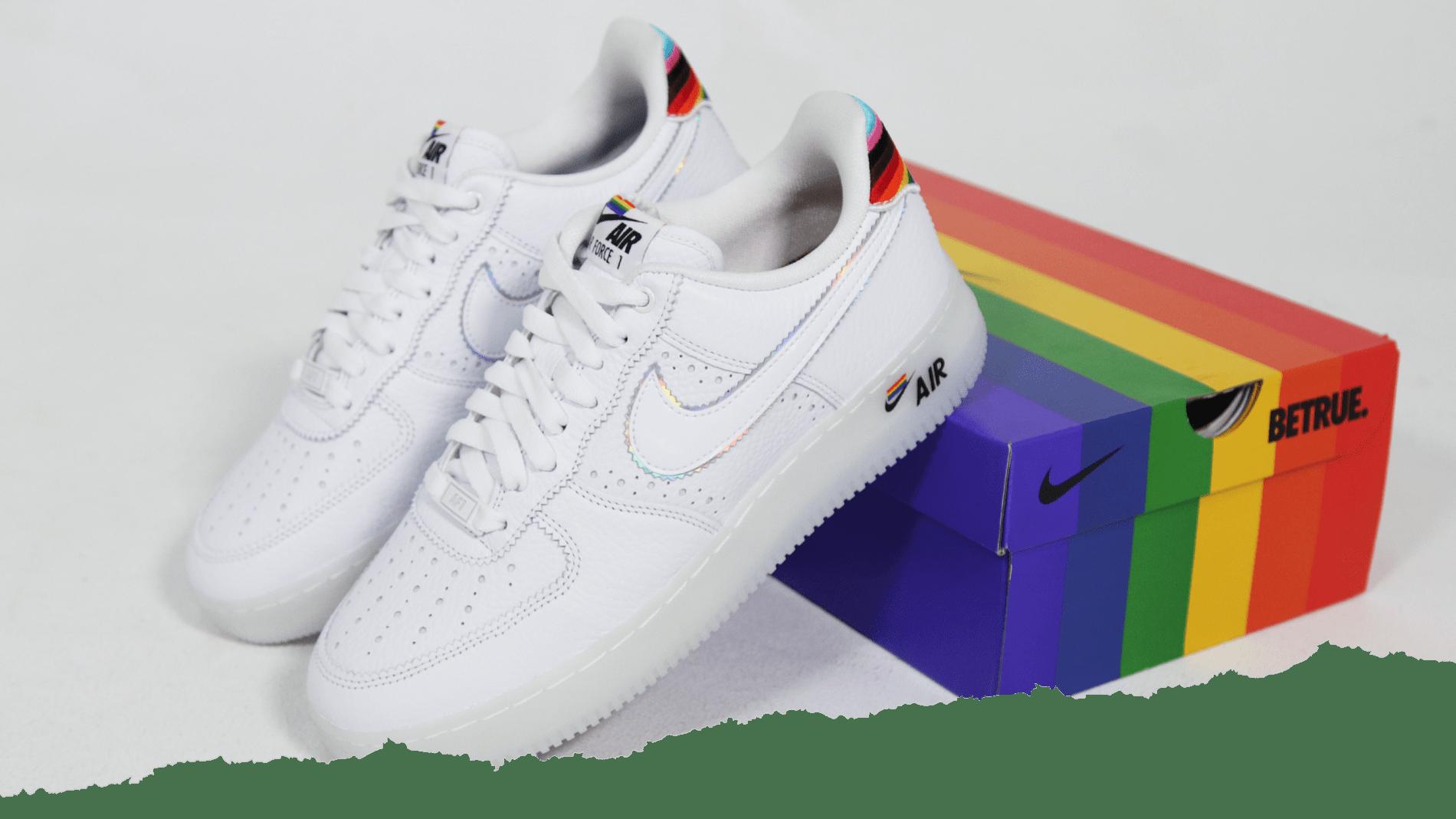 Nike Air Force 1 - 'BETRUE'