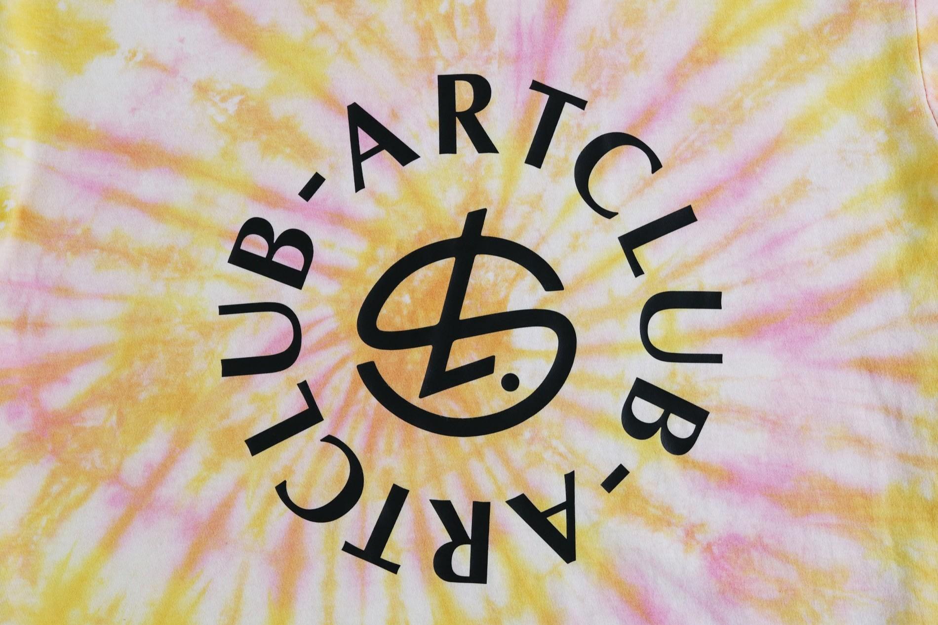Shelflife x Artclub and Friends Tie-Dye Tee - default