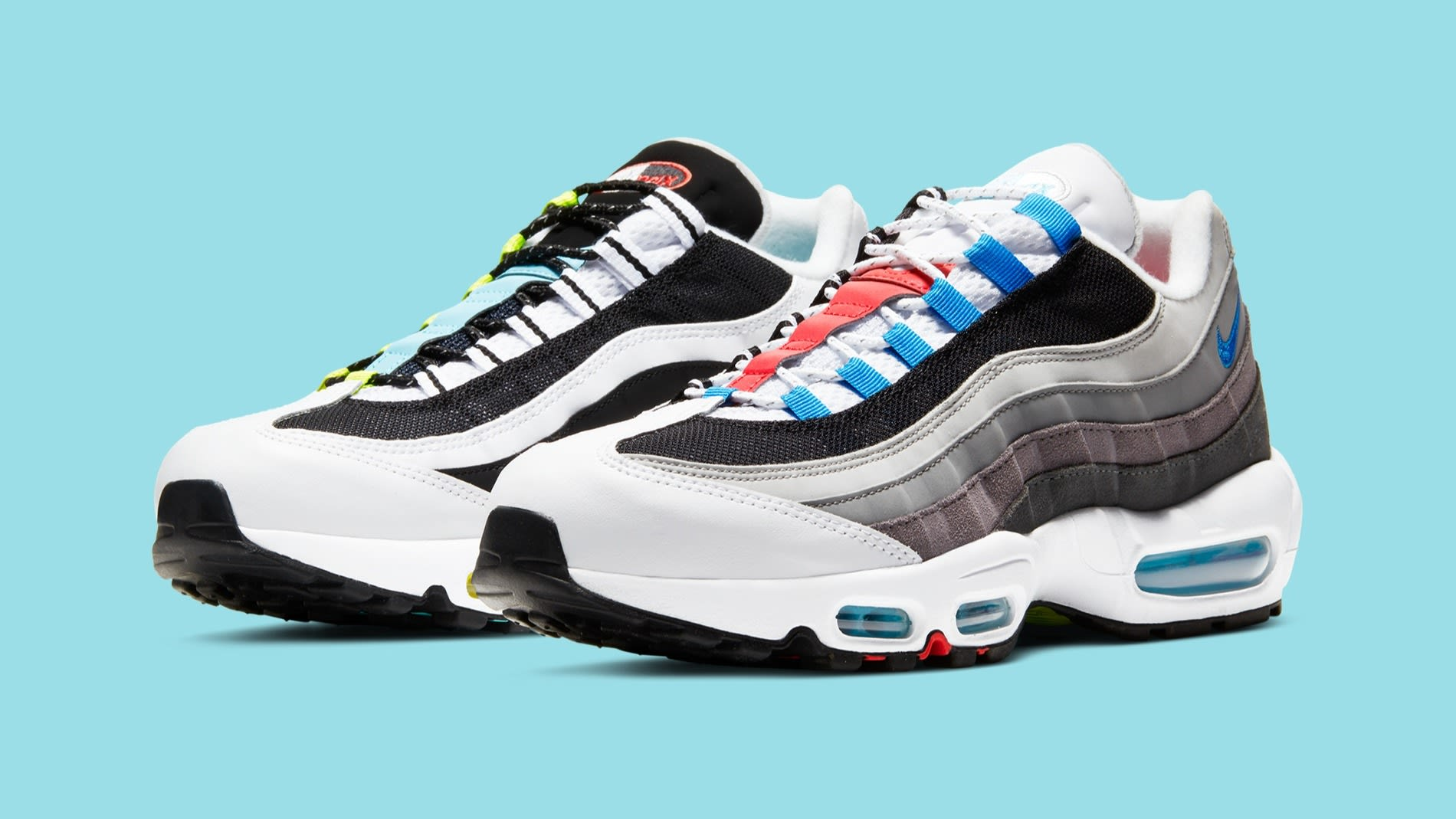 Nike Air Max 95 - 'Greedy 2.0'