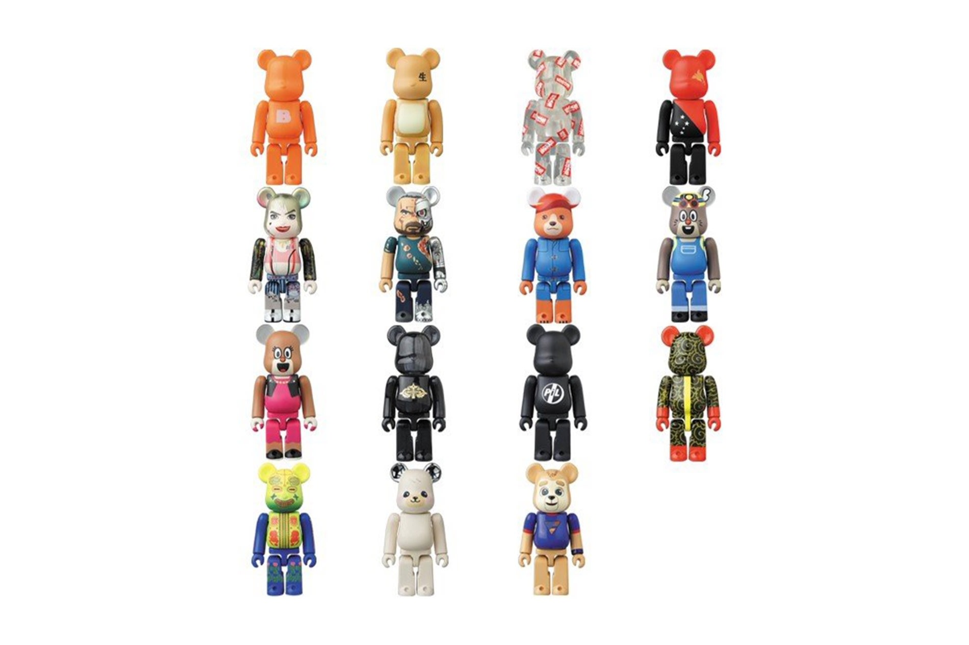 Medicom Toy Bearbrick Series 39 - default