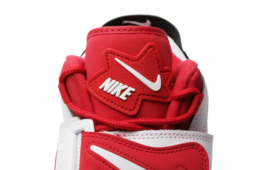Nike Air Barrage Mid 'University Red' - default