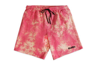 Shelflife Garment Dyed Fleece Shorts