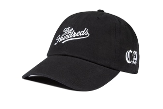 The Hundreds Hometown Dad Cap