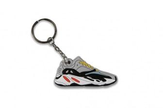 Yeezy Boost 700 Wave Runner Sneaker Key Ring