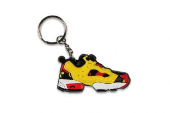 Instapump Fury Sneaker Key Ring