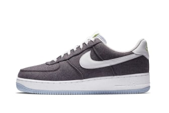 Nike Air Force 1 Recycled Canvas