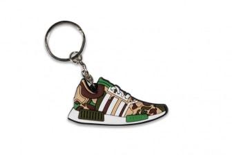 NMD Bape Sneaker Key Ring