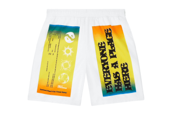 ROKIT x Converse Baggy Shorts