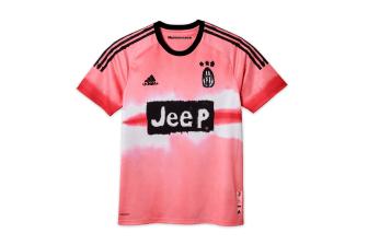 adidas x Pharrell Humanrace Juventus Jersey