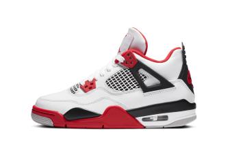 Air Jordan 4 Retro Grade School