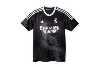 adidas x Pharrell Humanrace Real Madrid Jersey
