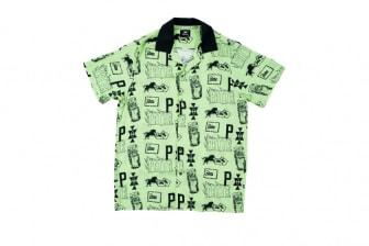 Patta Stamp Rayon Shirt