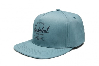 Herschel Supply Co. Whaler Snapback Cap