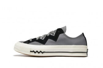 Converse WMNS Chuck 70 Low 'Leather & Chevron'