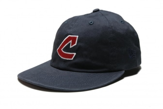 New Era 9FIFTY Low Profile Strap Back Cleveland Indians