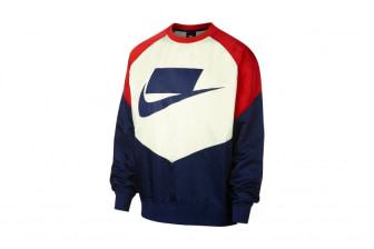 Nike Sportswear Block Futura Crew