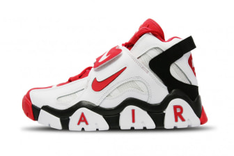 Nike Air Barrage Mid 'University Red'