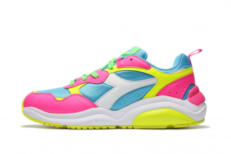 Diadora Whizz Run Fluo