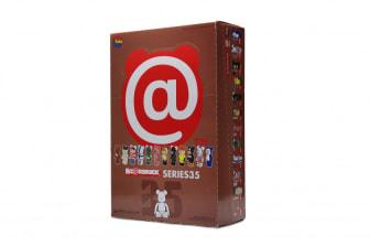 Medicom Toy Bearbrick Series 35 - 100% Single Blind Box