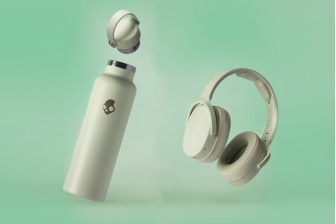 Skullcandy Hesh 3 Wireless Headphones with Water Bottle