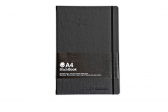 MTN A4 Sketchbook