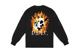 Dime Fire Goat Long-Sleeve