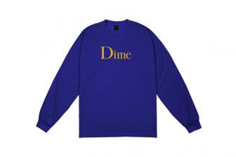 Dime Classic Logo Long-Sleeve