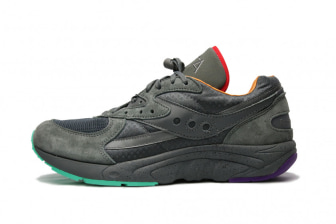 Saucony x Raised by Wolves AYA 'Asphalt Jungle'