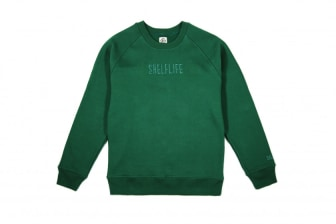 Shelflife W19 Heavyweight Fleece Crewneck