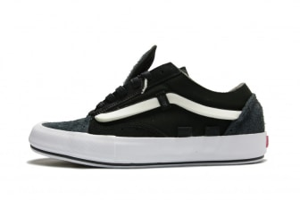 Vans Vault Old Skool Cap LX (Regrind)
