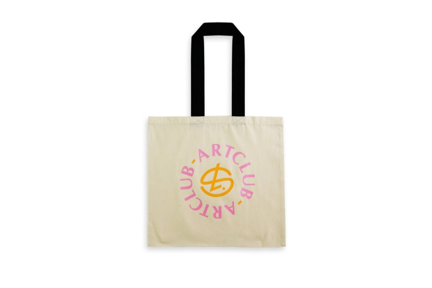 Shelflife x Artclub and Friends Tote Bag