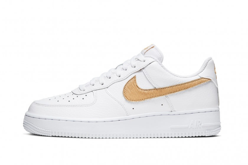 Nike Air Force 1 'Hairy Swoosh'