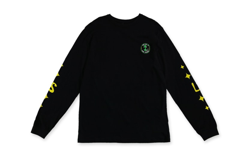 Shelflife Alien Long-Sleeve Tee