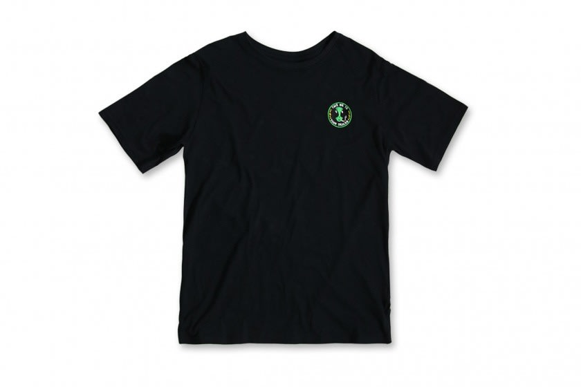 Shelflife Alien Logo Tee
