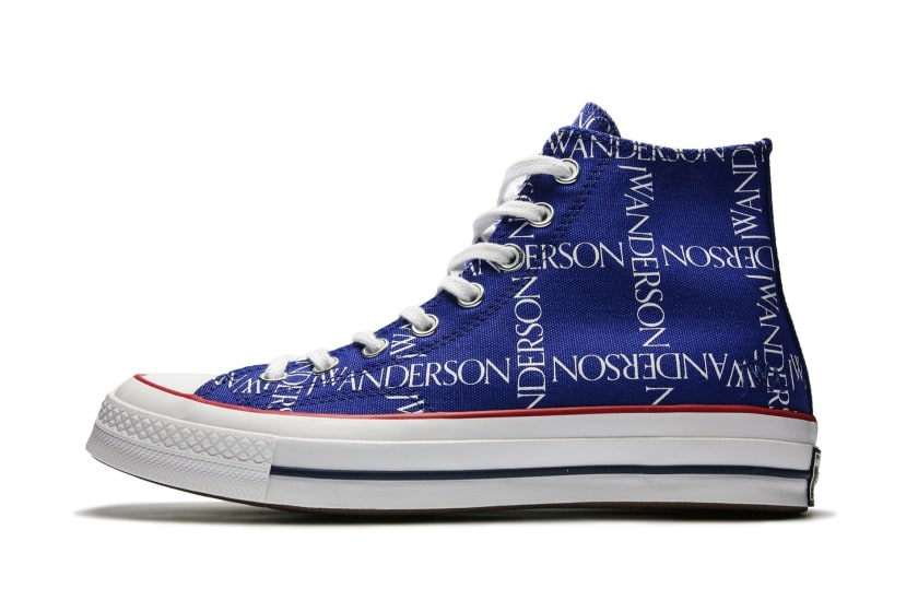 JW Anderson x Converse Chuck 70