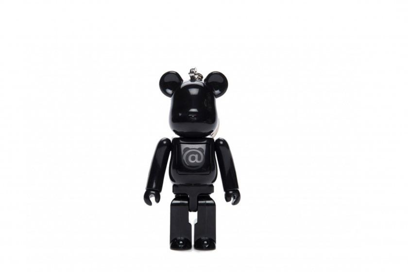 Medicom Toy Bearbrick Light Keyring